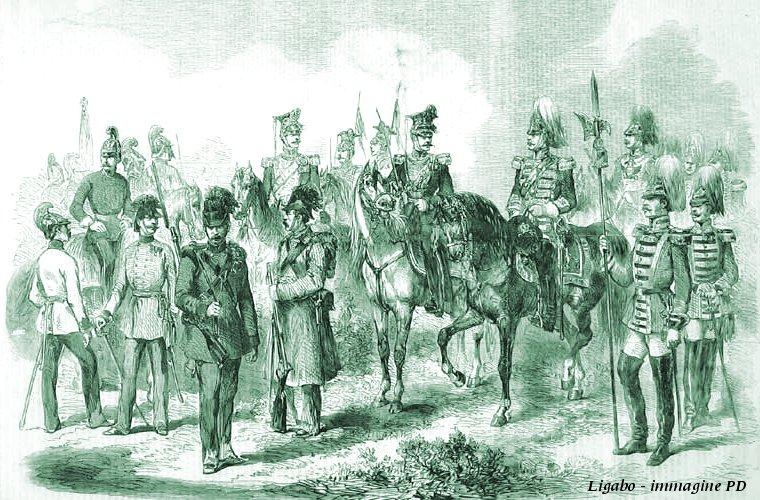 Tavola cronologica 1796-1866