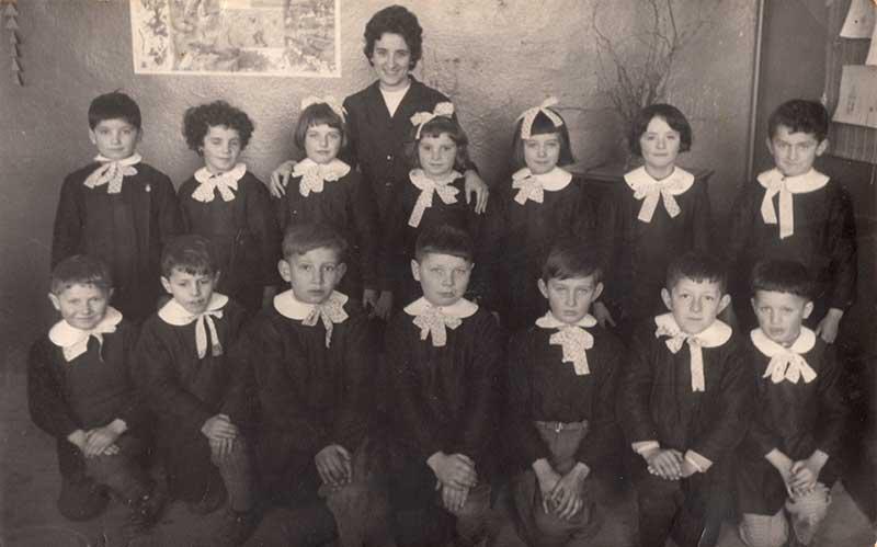 Maestri/e elementari 1947-65
