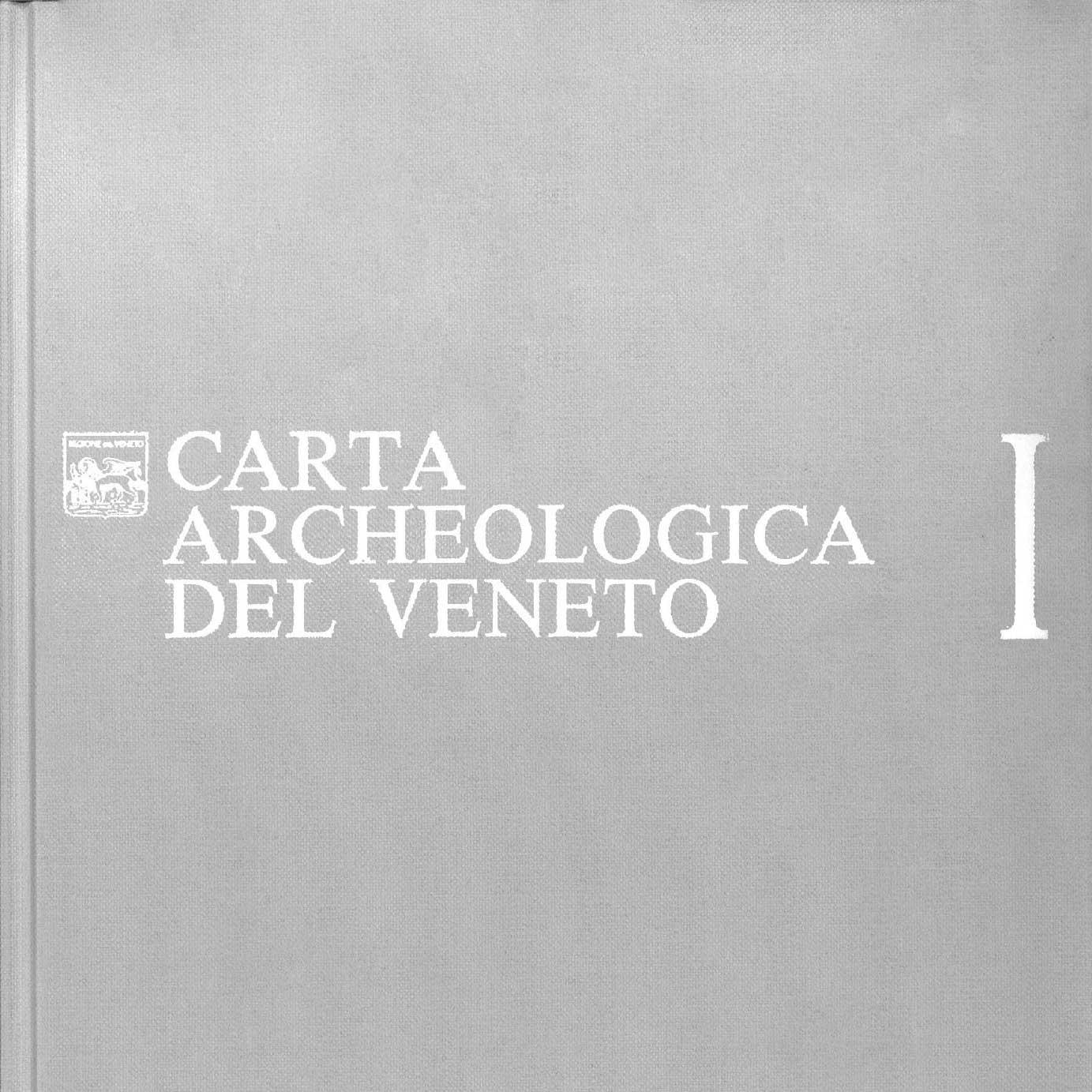 Carta archeologica del Veneto